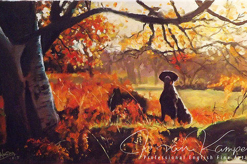 'Autumn' print.