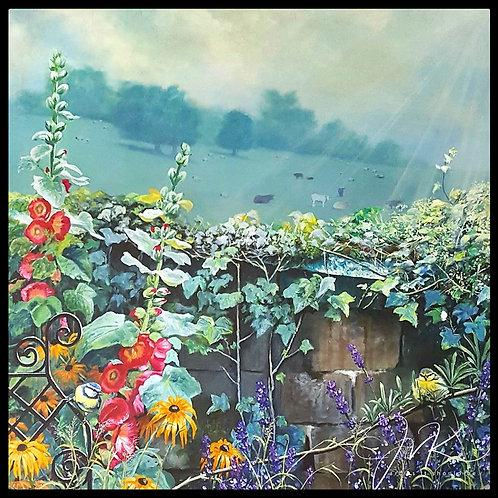 The Garden Wall.