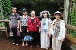 AAA-Senior's Field Trip to Audubon Zoo