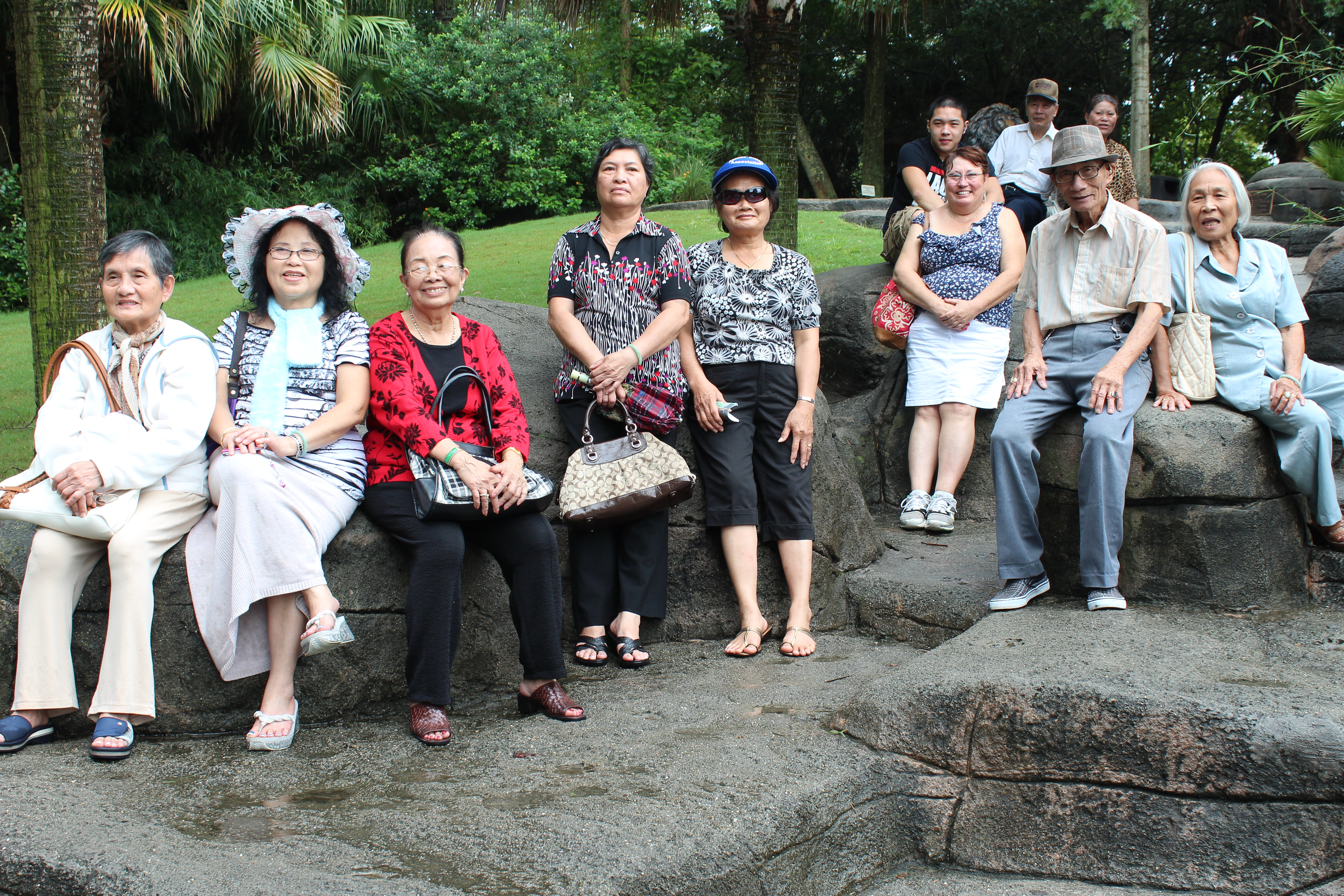 AAA-Senior's Audubon Zoo Field Trip