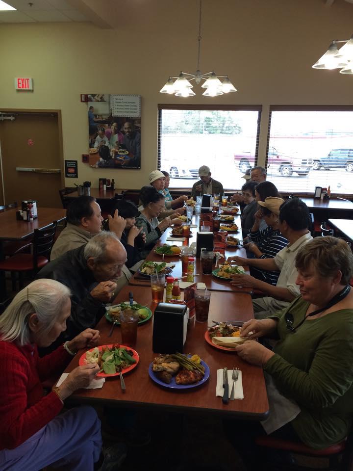 Seniors - Thanksgiving Dinner