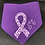Thumbnail: Stop Domestic Violence Dog Bandana