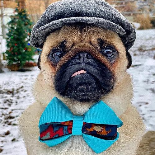 Brocade Tuxedo Bow Tie