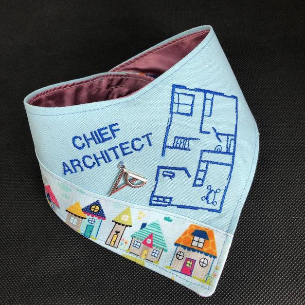 Architect Bandana for Toffee
