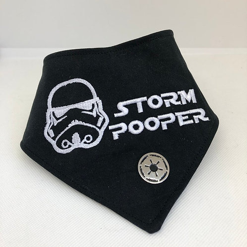 Storm Pooper Dog bandana