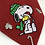 Thumbnail: Snoopy Christmas Dog Bandana