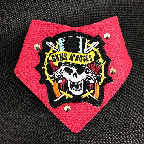 Guns n' Roses Dog Bandana