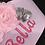 Thumbnail: Personalised Flower Dog Bandana