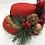 Thumbnail: Christmas Dog Hat