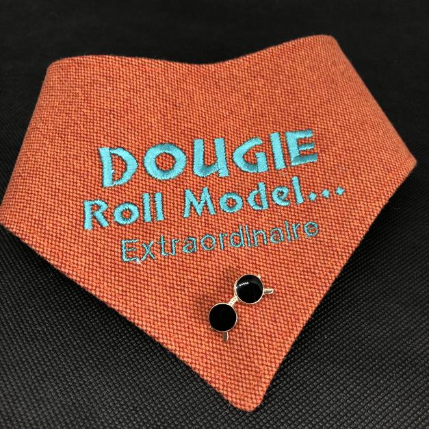 Roll Model Bandana for Dougie