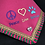 Thumbnail: Peace Love Rescue Dog Bandana