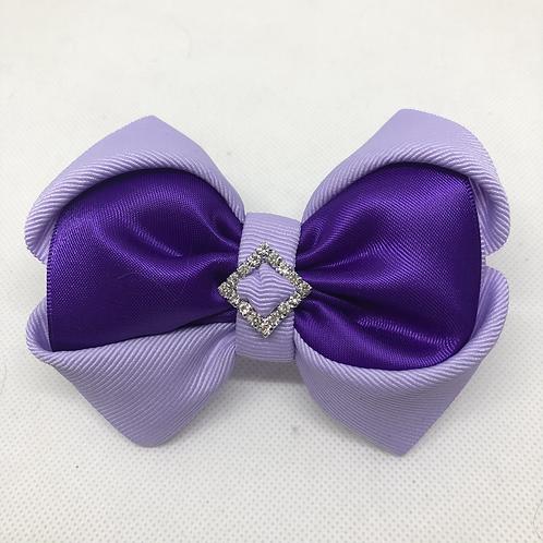 Butterfly Kanzashi Bow