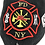 Thumbnail: Fire Department Dog Bandana