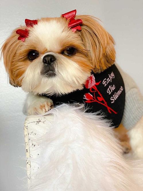 Depeche Mode Embroidered Dog Bandana