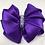 Thumbnail: Origami-Inspired Kanzashi Satin Doggie Bow Tie