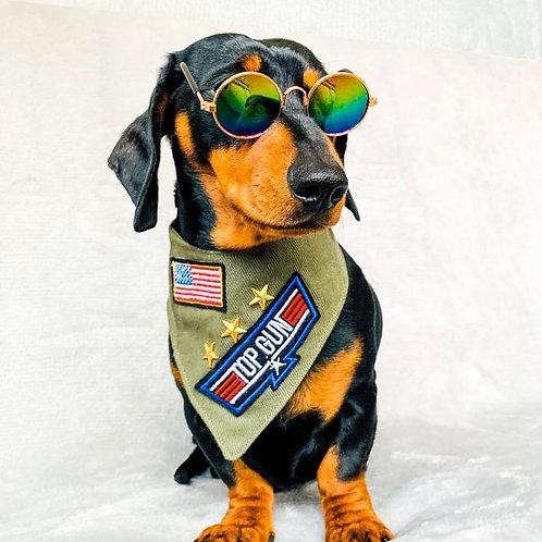 Top Gun Dog Bandana