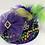 Thumbnail: Mardi Gras Doggie Hat
