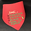 Thumbnail: Santa List Dog Bandana