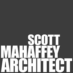 Scott Mahaffey Architect Logo