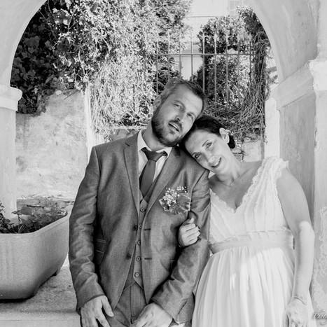 Mariés à Erbalunga