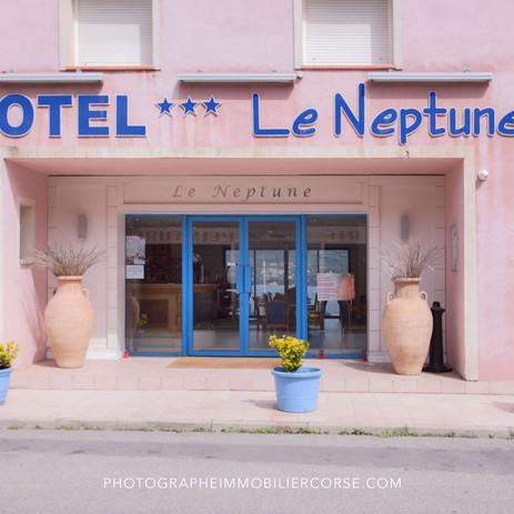 Hôtel LE NEPTUNE*** PROPRIANO