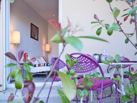 Casa Estel - Rose, appartement dans le centre d'Erbalunga