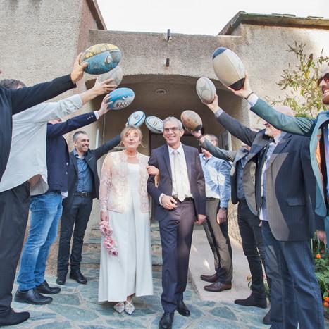Mariage en Corse / Sabine & Gilles