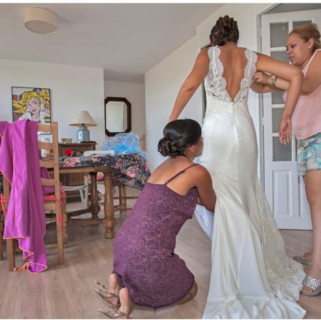 Mariage en Corse / Saveria & Stéphane / préparatifs