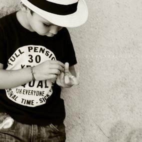 Portrait garçon
