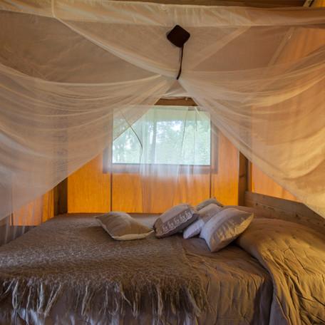 Tente africaine Ghisonaccia plaine orientale