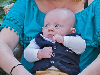 Baptiste, 4 mois