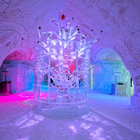 Hôtel de glace Quebec