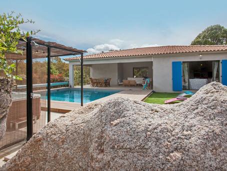 Location estivale à Sotta (sud Corse)