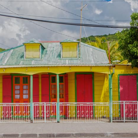 maison traditionnelle guadeloupe