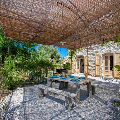 Maison Casabianca  Pigna Balagne