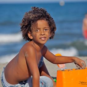 Portrait garçon 5 ans