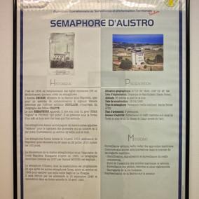 SEMAPHORE ALISTRO