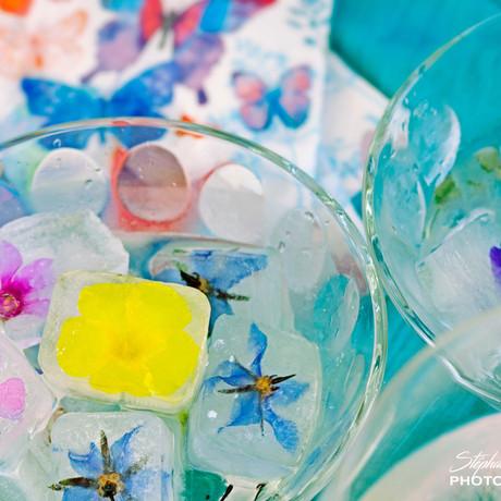glacon-fleurs