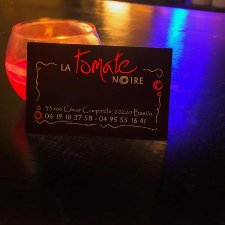 Restaurant La Tomate noire