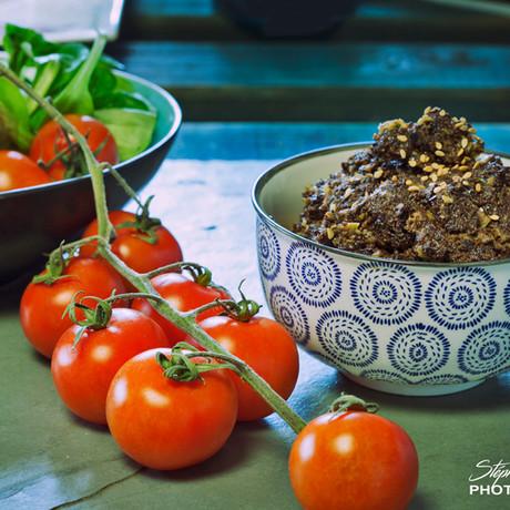 tomates-tapenade