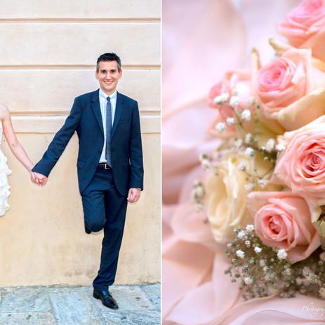 Mariage à Bastia Corse