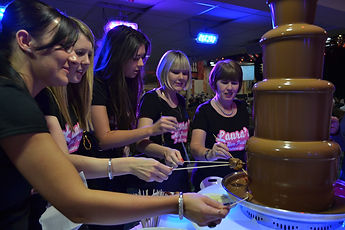 Chocolate fountains in suffolk
