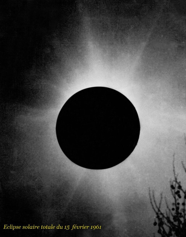 Eclipse solaire - proposé par Guy