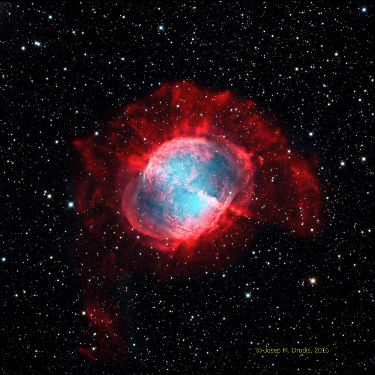 Messier 27 - proposé par ABE/450