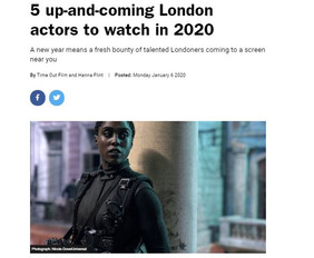 Feature for Time Out London