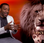 Chiwetel Ejifor - The Lion King