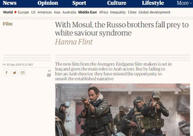 Feature for the Guardian