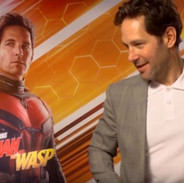 Paul Rudd - Ant-Man & the Wasp