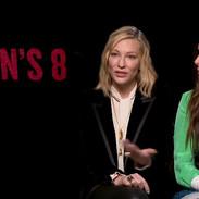 Cate Blanchett + Sandra Bullock - Ocean's 8
