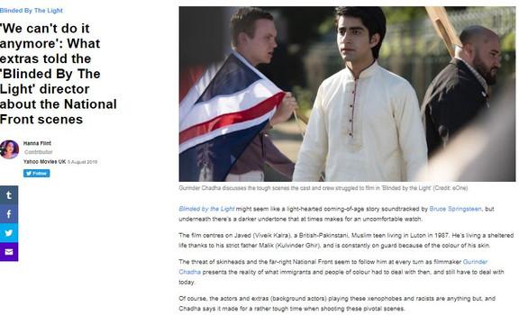 Yahoo Movies UK - Gurinder Chadha